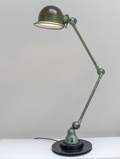 2 Arm Jielde Lamp Made for The British Central Electrical Co.London