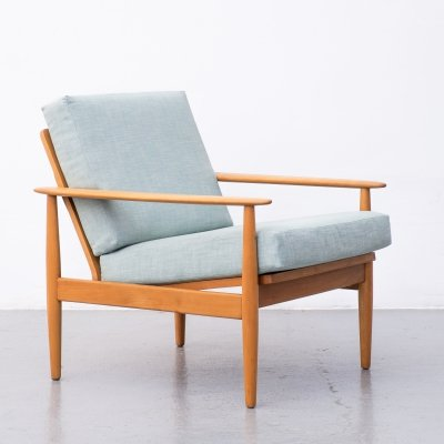 Mid-Century Scandinavian arm chair, 1960s