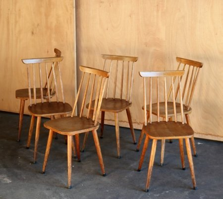75 x vintage dining chair, 1950s