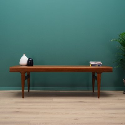 Johannes Andersen coffee table, 1970s