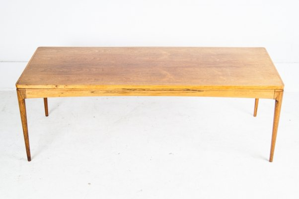 1960's Scandinavian Oak Coffeetable