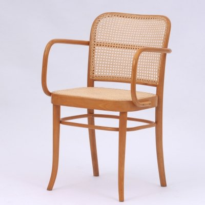 Arm chair by Josef Hoffmann for TON, 1960s