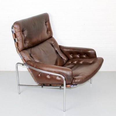 SZ 09 or Nagoya Lounge Chair by Martin Visser, 1969