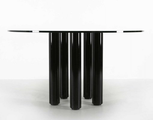Dining table by Marco Zanuso for Zanotta, 1970s