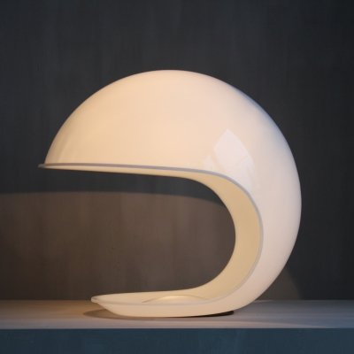 Foglia desk lamp by Elio Martinelli for Martinelli Luce, 1960s