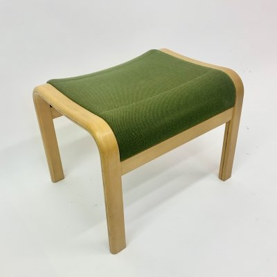 Foot stool by Yngve Ekstrom for Swedese, 1970's