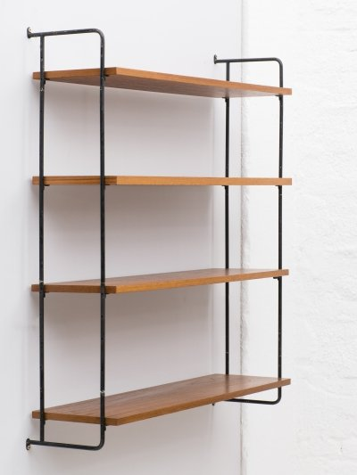 Wall unit 'Omnia' by Ernst-Dieter Hilkerrom for Hilker, Germany 1960's