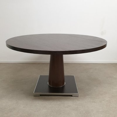 Oak Convivio Table by Antonio Citterio for Maxalto, 1996