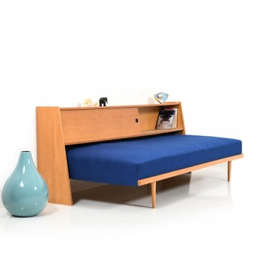 1950s Daybed with Storage Compartment