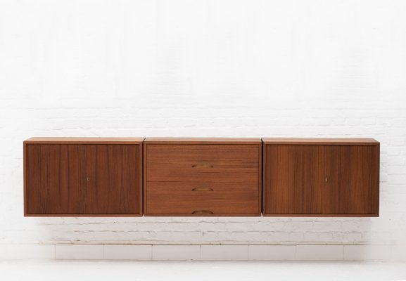 Floating sideboard by WHB, 1960's