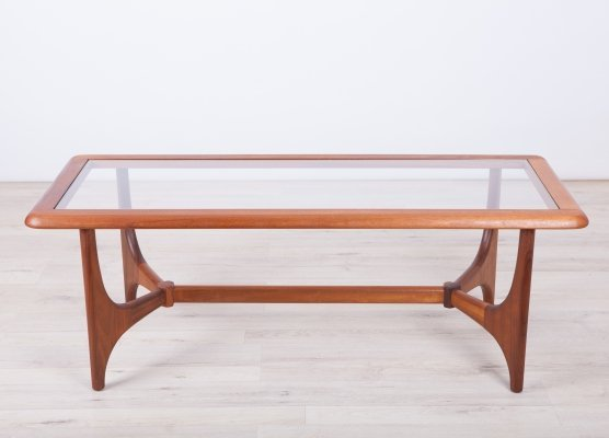 Vintage Teak Coffee Table from Stonehill, 1960s