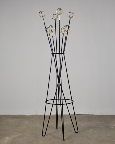 Astrobales coat rack by Roger Ferraud, 1955