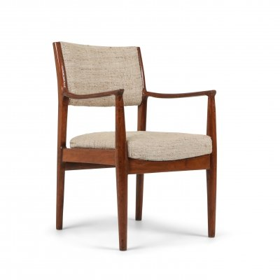 Chandigarh dining chair by Pierre Jeanneret, 1960s