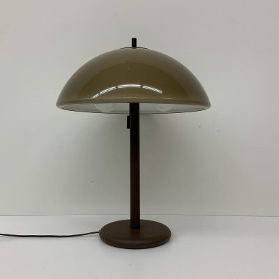 Vintage mushroom table lamp, 1970's