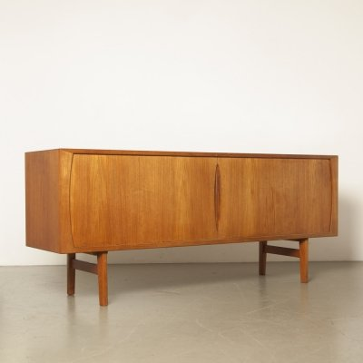 Teak Sideboard by Henning Kjærnulf for Bruno Hansen