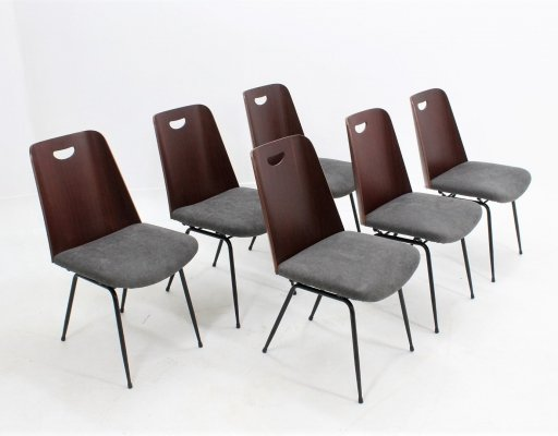 Du22 chairs by Gastone Rinaldi for RIMA, 1950s