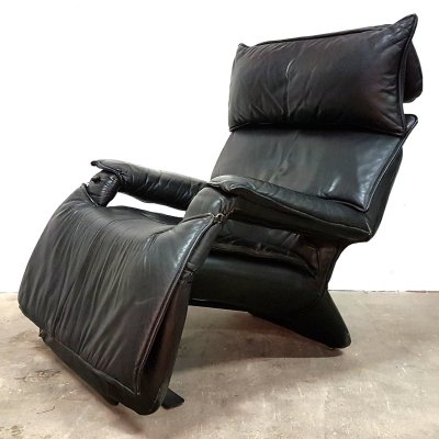 Model brutalist Pony lounge chair by Percival Lafer for Lafer, Brasil 1980s