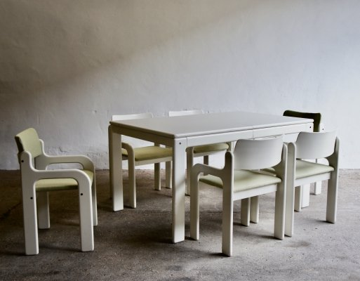 1970''s Flamingo Table And Chairs by Eero Aarnio for Asko