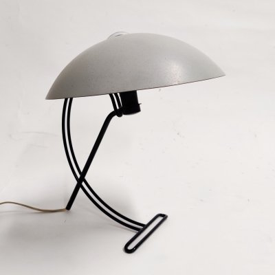 Vintage Louis Kalff nb100 desk lamp, 1950s