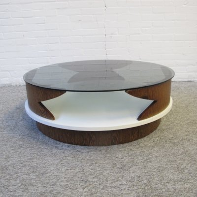 Vintage Space age coffee table, 1960s