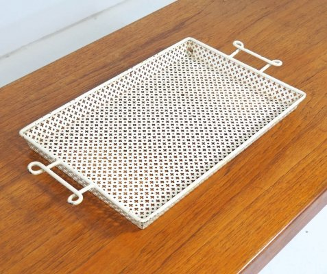 1950's serving tray by Mathieu Matégot for Artimeta
