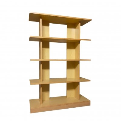 Post Modern Totem Style Bookcase