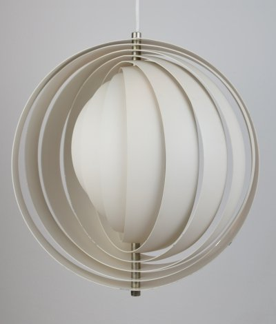 Verner Panton 'Moon' Pendant light, 1950's