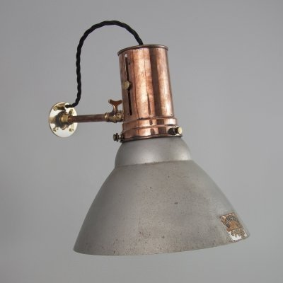GECoRAY wall light by GEC, 1920s