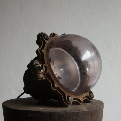 Early 20th Century Parisian Lamp
