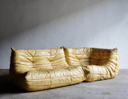 1980's Togo Sofa by Miche Ducaroy for Ligne Roset