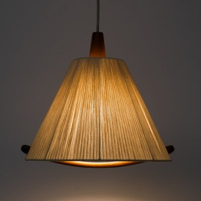 Hanging lamp model nº324 by Temde