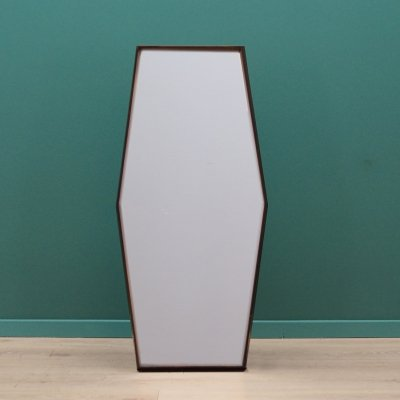 Scandianavian mirror by Th. Poss EFTF, 1970s