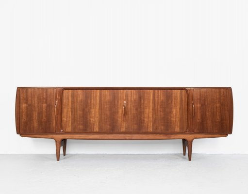 Large Danish sideboard in teak by Johannes Andersen for Uldum, 1960s