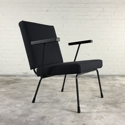 Gispen Lounge Chair by Wim Rietveld, 1954