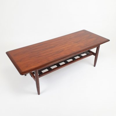 Mid Century Rosewood Topform Coffee table, 1960s