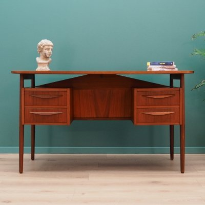 Gunnar Nielsen Tibergaard writing desk, 1970s
