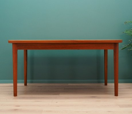 Grete Jalk dining table, 1970s