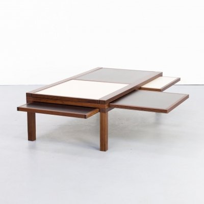 Bernard Vuarnesson 'Hexa' coffee table for Bellato, 1980s