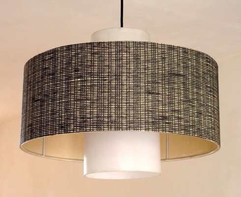 Fifties design pendant lamp by Artiforte