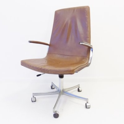 Walter Knoll office/desk chair by Bernd Münzebrock
