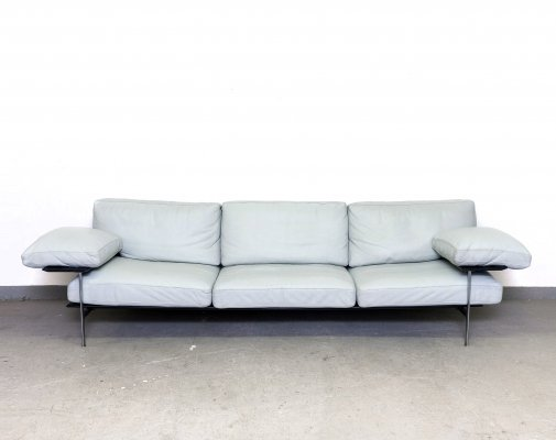 Diesis Leather Sofa by Antonio Cittero & Paolo Nava for B&B Italia, 1990s