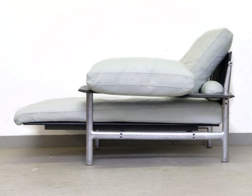 Diesis Leather Chaise Longue by Antonio Citterio & Paolo Nava for B & B Italia