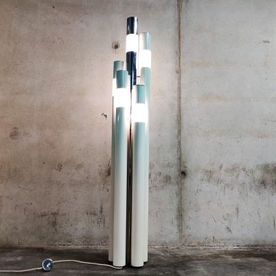 Mid century floor lamp by Angelo Brotto for Esperia, 1960s