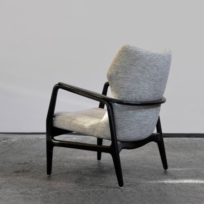 1950s lounge chair by Aksel Bender Madsen for Bovenkamp, Holland