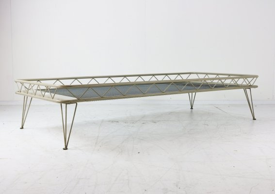 2 x Wim Rietveld 'Ariëlle' daybed for Auping, 1960s
