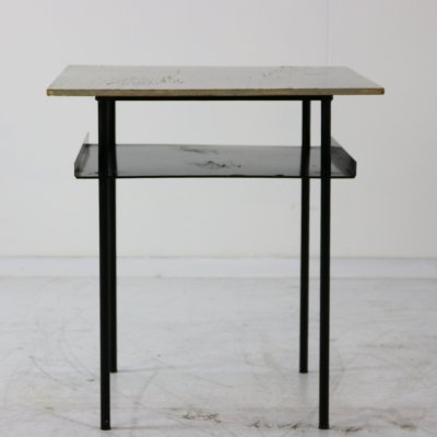 Side table by Wim Rietveld for Auping, 1960s
