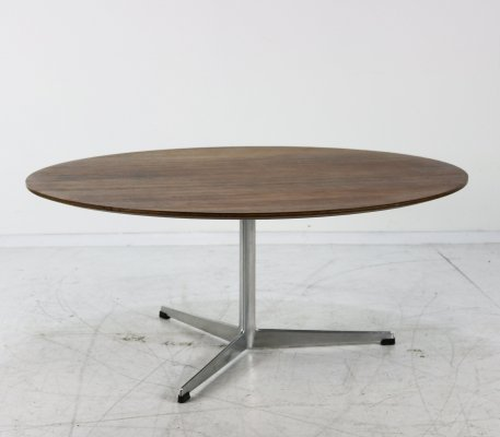 Arne Jacobsen coffee table in teak, 1964