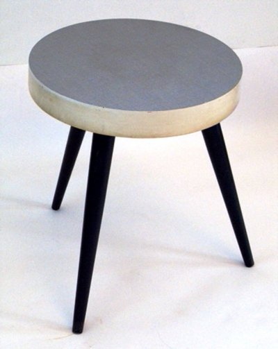 1950s vintage side table
