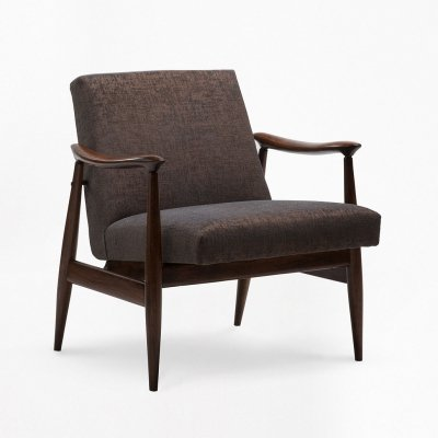 Armchair type 300-203 GFM-87 by J. Kędziorek, 1960s
