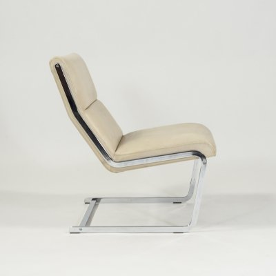 Mid-Century PH Møbler Lounge chair by Poul Norreklit